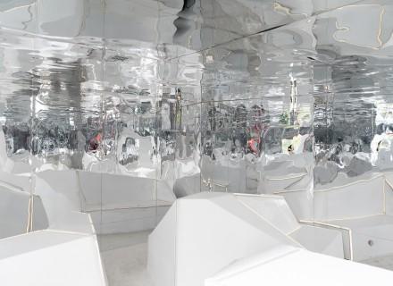 임옥상+승효상, 앨리스의 방, 2014